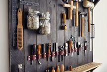 Wood n leather