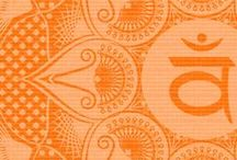yoga + creativity: sacral chakra / second chakra healing, sacral chakra, second chakra affirmations, second chakra, second chakra yoga