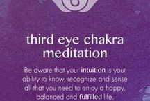yoga + creativity: third eye chakra / third eye, meditation, intuition, ajna chakra, chakra healing, chakra balancing, third eye yoga, tarot, yoga creativity, intuition journal prompts