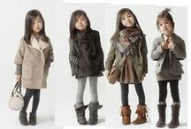 Styling for LITTLE GIRLS / Inspiration for Styling Little Girls for Photos