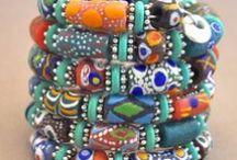 Handmade Artisan Jewelry / My handmade artisan jewelry.  / by Marcia Southwick