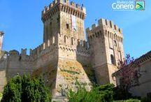 Land of Castles / #conero  #rivieradelconero, #parcodelconero,  #marche riviera del conero, borghi , conero  ,                #borghi #italy  #travel #vacanze  www.rivieradelconero.info     www.conero.info        https://www.facebook.com/rivieraconero http://instagram.com/rivieradelconero
