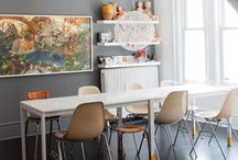 Living Space / Inspiration for our living room and dining room.