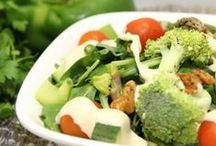 Salads for Days / Delight your taste buds with one of these healthy salad recipes!  / by Healthy Food Now