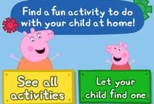 Apps for Toddlers and Preschoolers / A selection of great fun learning apps for iPad, iPhone and iPod for the little ones.