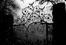 Iron WorK / wrought iron inspirations  / by Tyler Creek