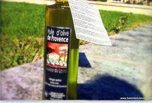 olives, huiles d'olive et oliviers / Huile d'olive, olives et oliviers