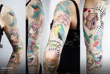 Tattoo / by Mélanie Desnoyers