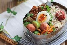 Build a Better Bento / Bento ideas for all ages!  / by United Noodles