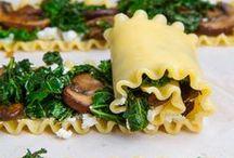 Pasta / by Amanda Andrade