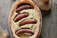 Bacon, Sausage and Pork / by Amanda Andrade