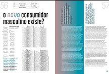 Design Editorial / Conteúdo e concepção gráfica são aliados, originando páginas criativas e únicas