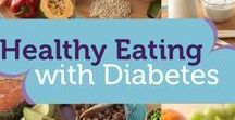 Diabetic Friendly Foods / Keep your diabetes in check with these delicious recipes! For more information on how to live a healthy lifestyle with diabetes visit our website: www.apma.org/diabetes