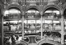 History / Discover the rich history of Galeries Lafayette, over 100 years of revolutionizing retail.