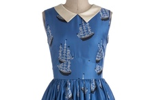 Sew Much Inspiration / Clothes I: drool over, lust after, and generally want to recreate myself.