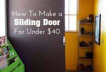 Home - DIY Home Improvement  / by Beth Stedman