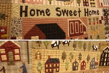 My Quilting Inspirations / by Diana Bonnett