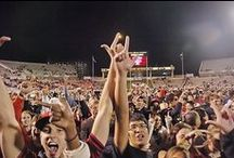 Fight, Matadors, for Tech! / Celebrating the excitement around Texas Tech Athletics! / by Texas Tech Athletics