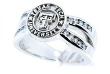 Must Have Jewelry / She's a beauty, she's one in a million Lady Raiders! / by Texas Tech Athletics