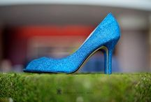 Bridal and Event Shoes / www.allysonjames.net / by Allyson James