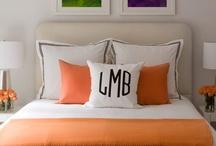 bedroom / by Melissa Conover