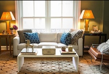 living space / by Melissa Conover