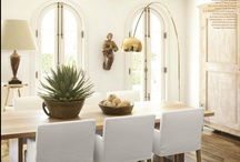 dining area / by Melissa Conover