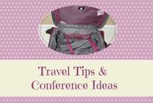 Travel, Travel Tips, and Conference Ideas