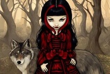 Little Red Riding Hood / by Lil´ Sweet Haven .