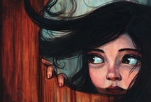 Art & Illustrations 3 / by Lil´ Sweet Haven .