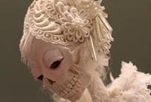{Calaveras} /  Dia de los Muertos inspired art, craft, beauty and homewares  / by Iselilja ♥