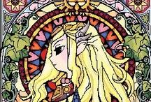 {Zelda} / by Iselilja ♥