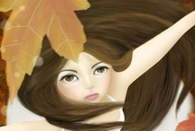 Art & Illustrations 5 / by Lil´ Sweet Haven .