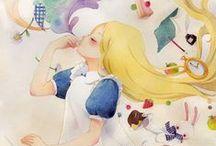 {Everything Alice} / by Iselilja ♥