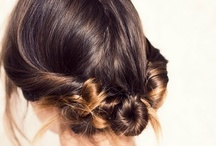 hair inspiration / by Melissa Conover