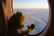 Leavin' on a jet plane / by Lil´ Sweet Haven .