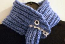 {Knitting & Crochet} / by Iselilja ♥