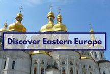 Discover Eastern Europe / some incredible places that might inspire you to visit Eastern Europe - Estonia, Latvia, Lithuania, Belarus, Russia, Ukraine, Moldova