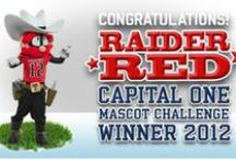 Raider Red Mascot Champion / by Texas Tech Athletics