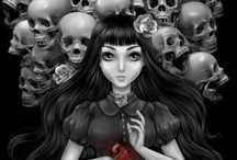Art & Illustrations 7 / by Lil´ Sweet Haven .