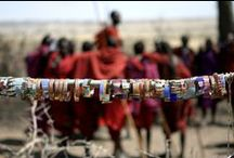 Maasai Beadwork / The Enjipai Women's Group was formed by a small group of Maasai women with a great entrepreneurial spirit! Thomson Safaris supports this program, and many others like it in Tanzania. See some of their amazing beadwork from Tanzania here!