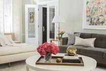 living room love... / by Amanda Olsen