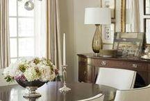 dining room love... / by Amanda Olsen