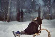 Winter is Coming / Winter wanderlust and wonderland for holiday inspiration.