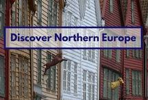 Discover Northern Europe / some incredible places that might inspire you to visit Northern Europe - Finland, Sweden, Norway, Denmark, Iceland, Greenland