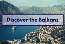 Discover the Balkans / some incredible places that might inspire you to visit the Balkans - Slovenia, Croatia, Romania, Bulgaria, Bosnia and Herzegovina, Serbia, Montenegro, Kosovo, Macedonia, Albania
