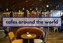 cafes around the world