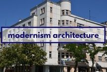 Modernism architecture