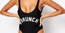 Swimwear / Summer Beach Style Swimsuits