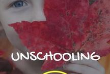 Unschooling / Unschooling ideas, activities, and organisation to help with the wonderful world of unstructured, child-led learning.